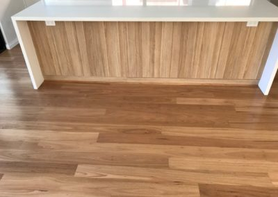 130x19mm Solid Blackbutt - Standard Grade