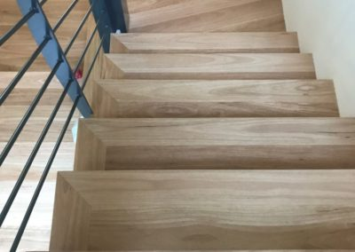 130x19mm Solid Blackbutt